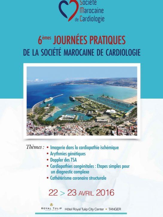 6ème Journées pratiques de la Société Marocaine de Cardiologie