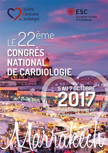 22ème congrès national de Cardiologie de la SMC