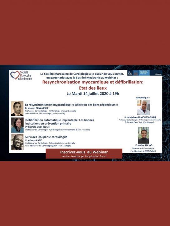 Resynchronisation myocardique et défibrillation : Etat des lieux
