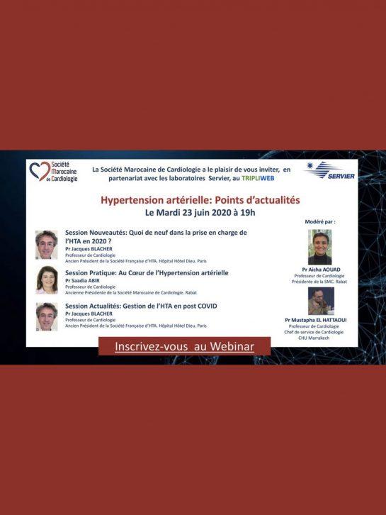 Hypertension artérielle: Points d'actualités