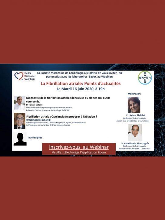 La Fibrillation atriale: Points d'actualités