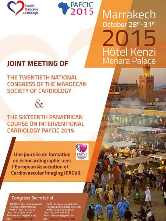 20ème Congrès National de la SMC et et le 16ème cours Panafricain de Cardiologie Interventionnelle (PAFCIC)
