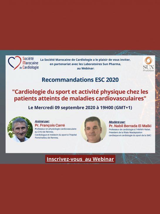 Cardiologie du sport et activité physique chez les patients atteints de maladies cardiovasculaires