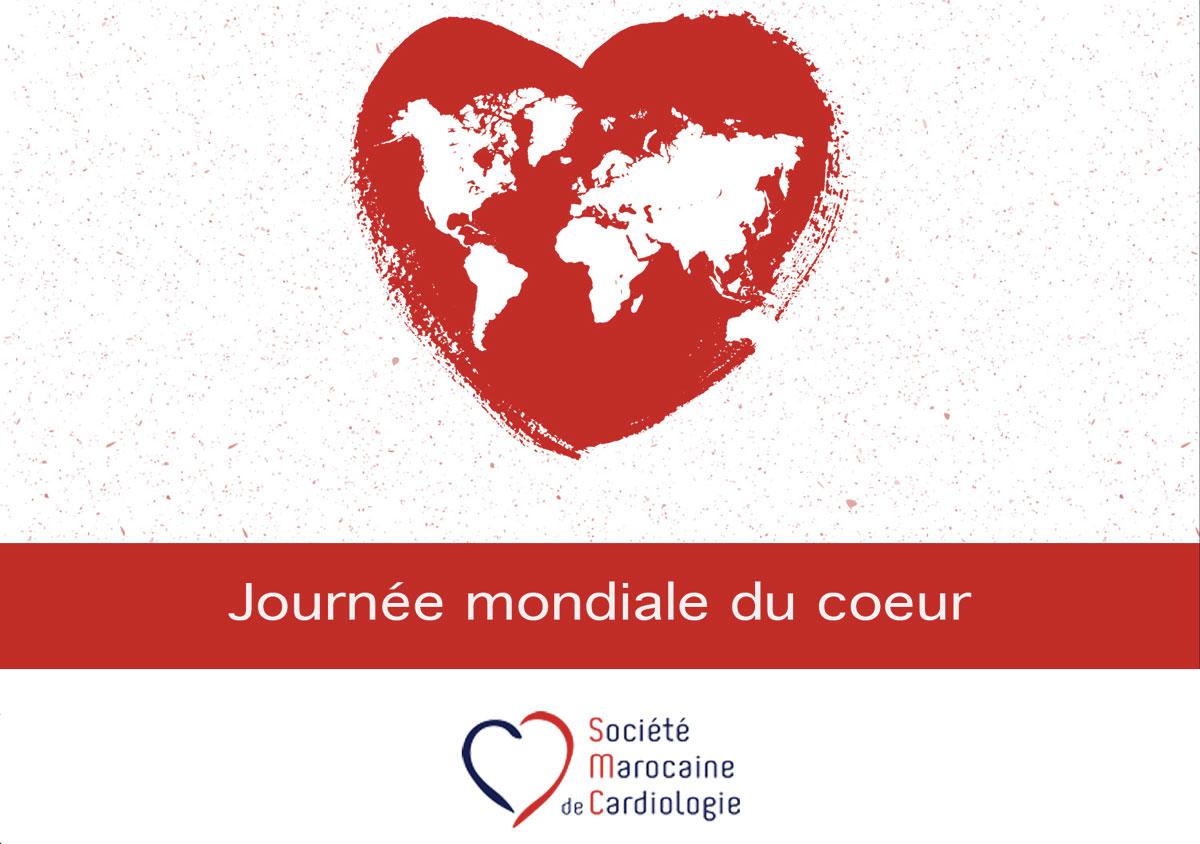 La Société marocaine de Cardiologie célèbre la journée mondiale du coeur