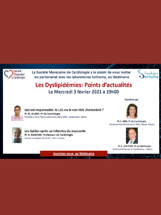 Les Dyslipidémies: Points d'actualités