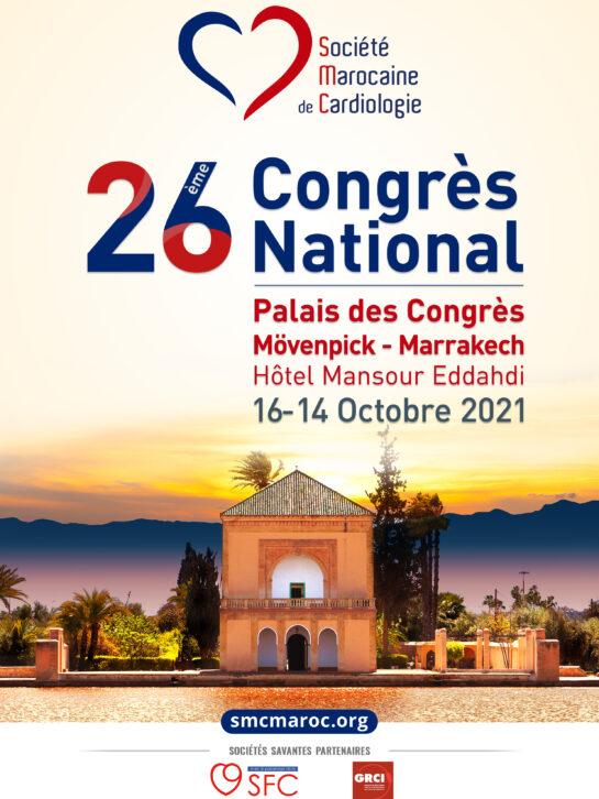 26 ème Congrès National de Cardiologie